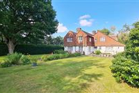 HANDSOME FAMILY HOME IN MID-SUSSEX VILLAGE WITH MATURE GARDEN