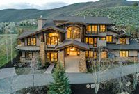 PERFECTLY POLISHED MOUNTAIN ESTATE