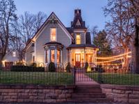 THE HISTORIC MORRISON-MCKENZIE HOUSE