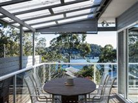 BEAUTIFUL WATERFRONT VIEWS FROM SUNNY HOME