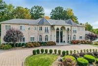 SPECTACULAR BRICK ESTATE ON OVER ONE ACRE