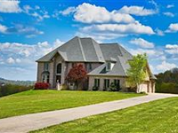 EXECUTIVE HOME ON 2.75 ACRES!