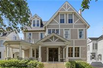 TURN OF THE CENTURY QUEEN ANNE MANSION WITH ORIGINAL TUDOR TOUCHES