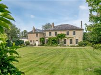 SHROPHAM HOUSE - A MOST ATTRACTIVE LATE GEORGIAN AND REGENCY VILLAGE HOUSE