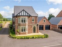 ELEGANT AND DISTINGUISHED THREE STOREY HOUSE WITH OUTSTANDING ORANGERY