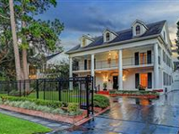 CLASSIC SOUTHERN COLONIAL WITH HANDSOMELY MAINTAINED GROUNDS