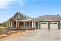 TRULY CUSTOM-BUILT CRAFTSMAN STYLE HOME