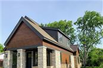BRAND NEW CUSTOM CONTEMPORARY STONE AND WOOD HOME