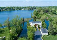 SPECTACULAR HOME WITH IT'S GORGEOUS FOREST LAKE VIEWS