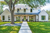 OUTSTANDING 2021 TRANSITIONAL HOME WITH EXPANSIVE LAWN