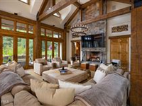 THE PERFECT MOUNTAIN HOME