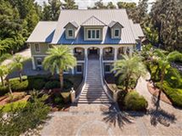 MAGNIFICENT COUNTRY RIVERFRONT ESTATE