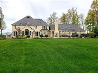 SOPHISTICATED AND LUXURIOUS EXECUTIVE ESTATE HOME WAS BUILT BY KACLIK BUILDERS