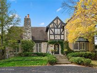 BEAUTIFUL ENGLISH-STYLE FAMILY HOME IN A COVETED NEIGHBORHOOD