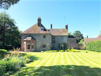 WONDERFUL FORMER RECTORY WITH SPECTACULAR GARDENS AND GROUNDS