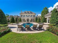 MAGNIFICENT GREEK REVIVAL HOME ON EXPANSIVE PROPERTY