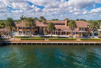 GATED INTRACOASTAL TENNIS COMPOUND