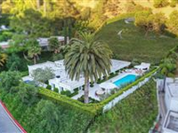 SINGLE-STORY GATED ESTATE ABOVE THE SUNSET STRIP