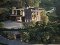 MAJESTIC THREE ACRE SITE IN THE HEART OF OLD BEL AIR