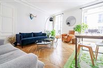 CHARMING LIGHT-FILLED APARTMENT IN PERFECT CONDITION AND IDEALLY LOCATED