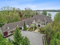 PRIVATE GATED LOWER LONG LAKE ESTATE