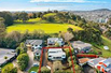 UNIQUELY POSITIONED ON AN ELEVATED SECTION, THIS HOME HAS STUNNING 180 DEGREE VIEWS