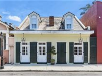 LUXURIOUS FRENCH QUARTER LIVING