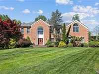 CHARMING CENTER HALL COLONIAL ON PRIVATE CUL-DE-SAC