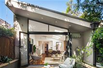 REFINED HOME BLENDS ORIGINAL PERIOD TRAITS WITH SOPHISTICATED MODERN DESIGN