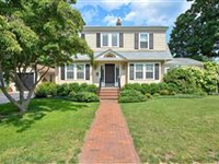 BEAUTIFUL COLONIAL WITH TIMELESS ELEGANCE IN THE HEART OF NEEDHAM CENTER