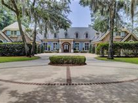 MAGNIFICENT HOME ON DEEPWATER PROPERTY