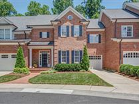 UPGRADED ONE-OWNER LUXURY BRICK TOWNHOME