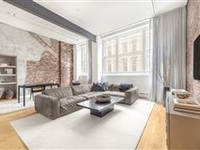 FULLY REIMAGINED AND METICULOUSLY RENOVATED TRIBECA LOFT