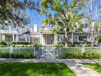 IMPRESSIVE GATED TRADITIONAL ON A LARGE DOUBLE LOT