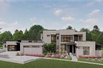 NEW CONTEMPORARY IN GATED SCENIC VIEW