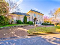 STUNNING HOME IN THE GATED EAST MEMPHIS RIVER OAKS SUBDIVISION