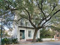 IMMACULATE MARIGNY GREEK REVIVAL MANSION