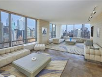 THIS EXPANSIVE, HIGH FLOOR RESIDENCE WITH GRAND VIEWS IS SURE TO EXCITE