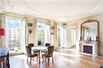 THIS BRIGHT AND SPACIOUS APARTMENT OFFERS LOVELY PERIOD FEATURES