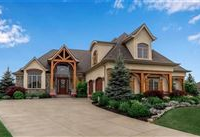 MAGNIFICENT CUSTOM HOME WITH BEAUTIFUL CRAFTSMANSHIP