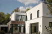 BRAND NEW MODERN HOME FEATURING QUALITY ARCHITECTURE