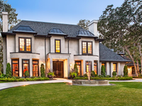 CLASSIC MANOR IN OAK BAY WITH ARCHITECTURAL EXCELLENCE