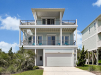 BEAUTIFULLY APPOINTED 2ND ROW BEACH COTTAGE