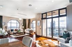 PENTHOUSE RESIDENCE IN THE METROPOLIS APARTMENT BUILDING