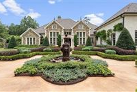 ENGLISH COUNTRYSIDE STYLE MANOR IN COVINGTON