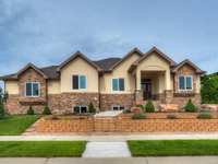 BEAUTIFUL RANCH WITH LOVELY WEST FACING WALKOUT BASEMENT
