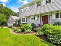 METICULOUSLY CARED FOR AND UPDATED COLONIAL ON A QUIET CUL-DE-SAC