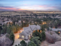 LUXURIOUS CUSTOM RANCH ON ONE-PLUS-ACRE VIEW LOT
