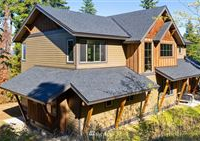 EXCEPTIONAL WOODLAND RETREAT IN THE CASCADE MOUNTAINS