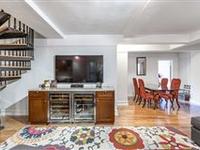 A LARGE PREWAR THREE-BEDROOM DUPLEX HOME